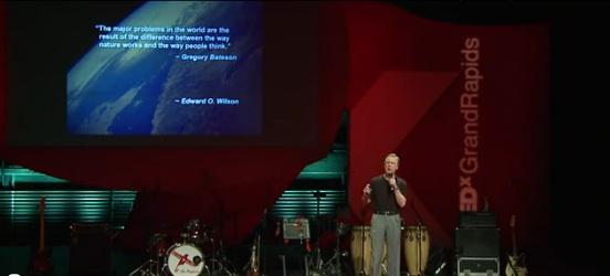 TEDx: Why We Struggle