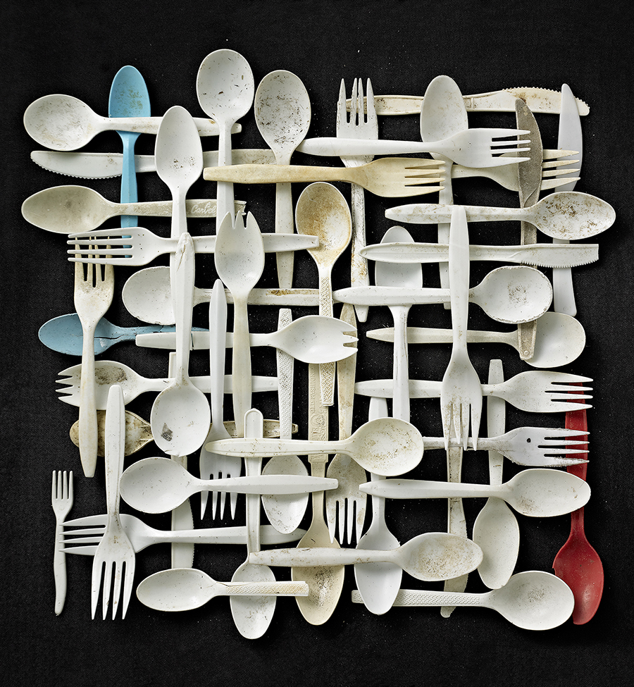 Barry Rosenthal Forks Knives Spoons