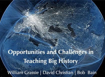 Why Big History?