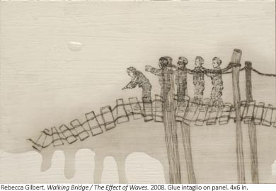 Walking Bridge/The Effect of Waves